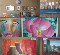 """La Muestra """"Forma y Color"""" se expone en la ciudad de Morteros (Cba)"""