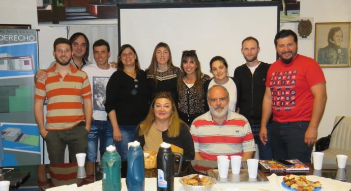 Reunión del Consejo de Cultura Depto. San Justo en San Guillermo (Sta Fe)