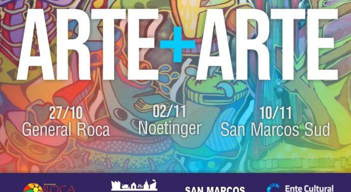 "Llega ""ARTE + ARTE"""