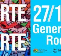 """""""ARTE+ARTE"""" llega a General Roca"""