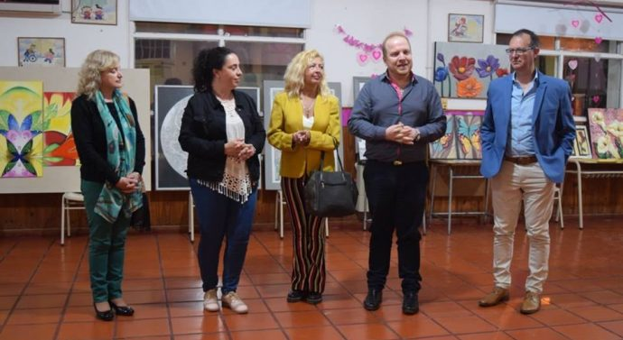 "Se inauguró la Muestra ""ARTE+ARTE"" en General Roca"