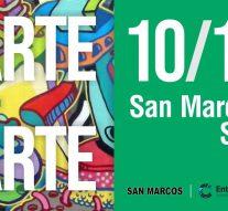 "San Marcos Sud recibe la Muestra ""ARTE+ARTE"""