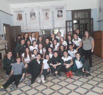 """San Marcos Sud recibió la Muestra """"Ellas y la lucha por sus Derechos"""""""