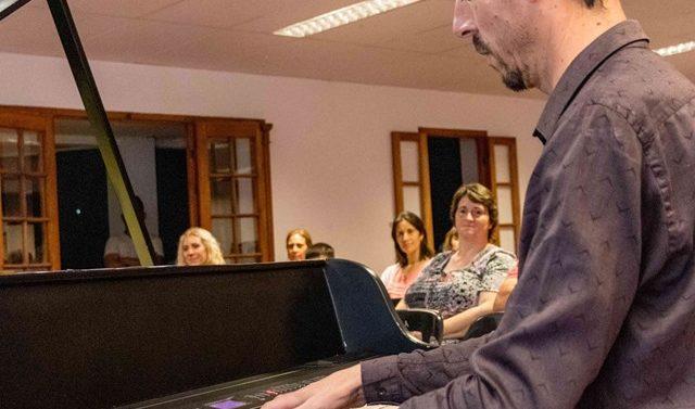 Noetinger: Concierto en Piano de Eduardo Peletti