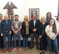 En Marcos Juárez se reunió el Ente Cultural del Sudeste Cordobés
