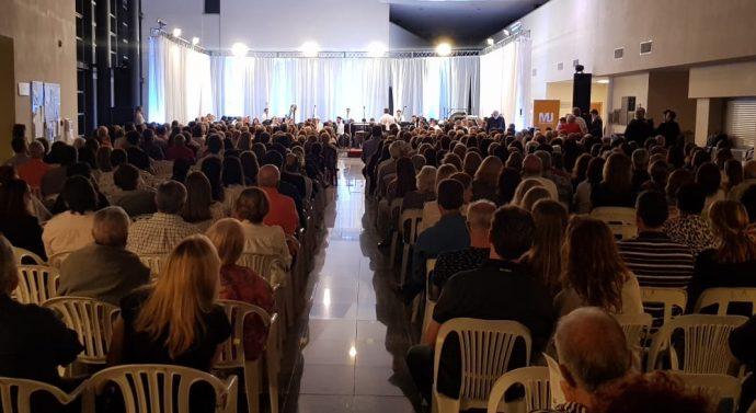 Marcos Juárez: Una Gran Noche De Gala