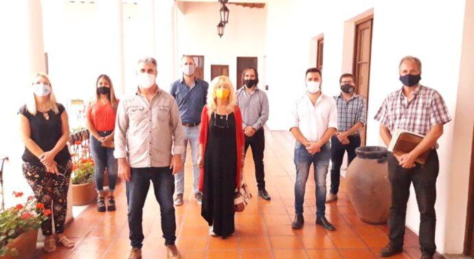 Los Entes Culturales se reunieron con el Subsecretario de Cultura de la ciudad de Córdoba