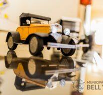 Interesante muestra de miniaturas en cartón en el Centro Cultural Municipal.