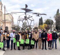 Importante encuentro cultural de Santa Fe y Córdoba, se desarrolló en Bell Ville