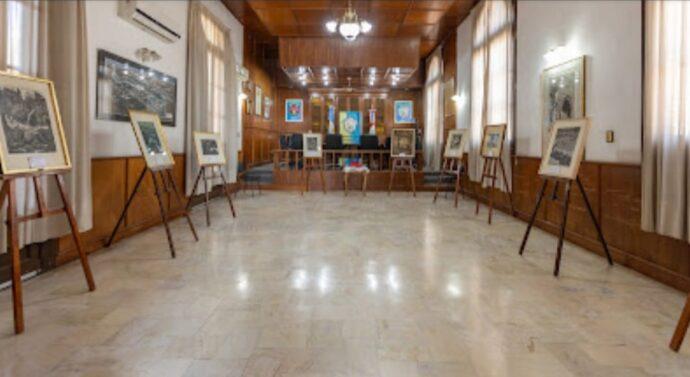 Inriville inauguró la Muestra del Museo Genaro Pérez