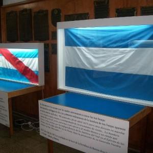 """""""Las Banderas de Belgrano"""" visitan la comunidad de Centeno"""