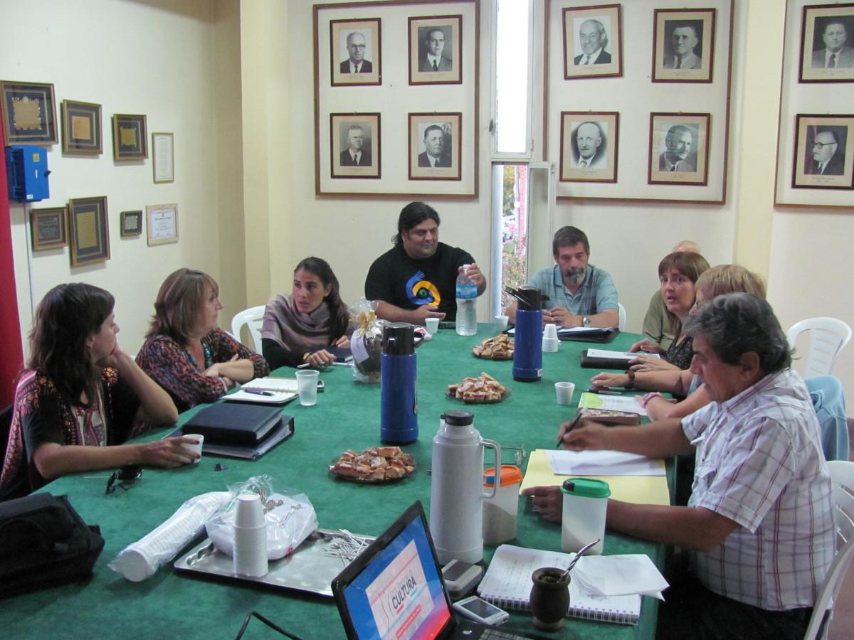 San Genaro: «El Ente Cultural prepara su Plan de Trabajo»