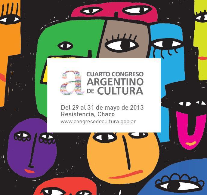 El Ente Cultural ya se encuentra en el IV Congreso de Cultura