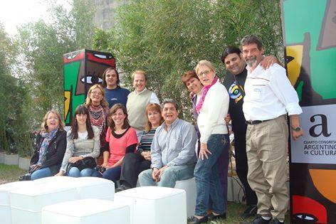 """El Ente Cultural vivió el """"Congreso del Encuentro y de la Acción"""""""