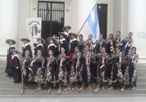 """Encuentro """"Kunu'û folclórico"""" lleva danzas de la región"""