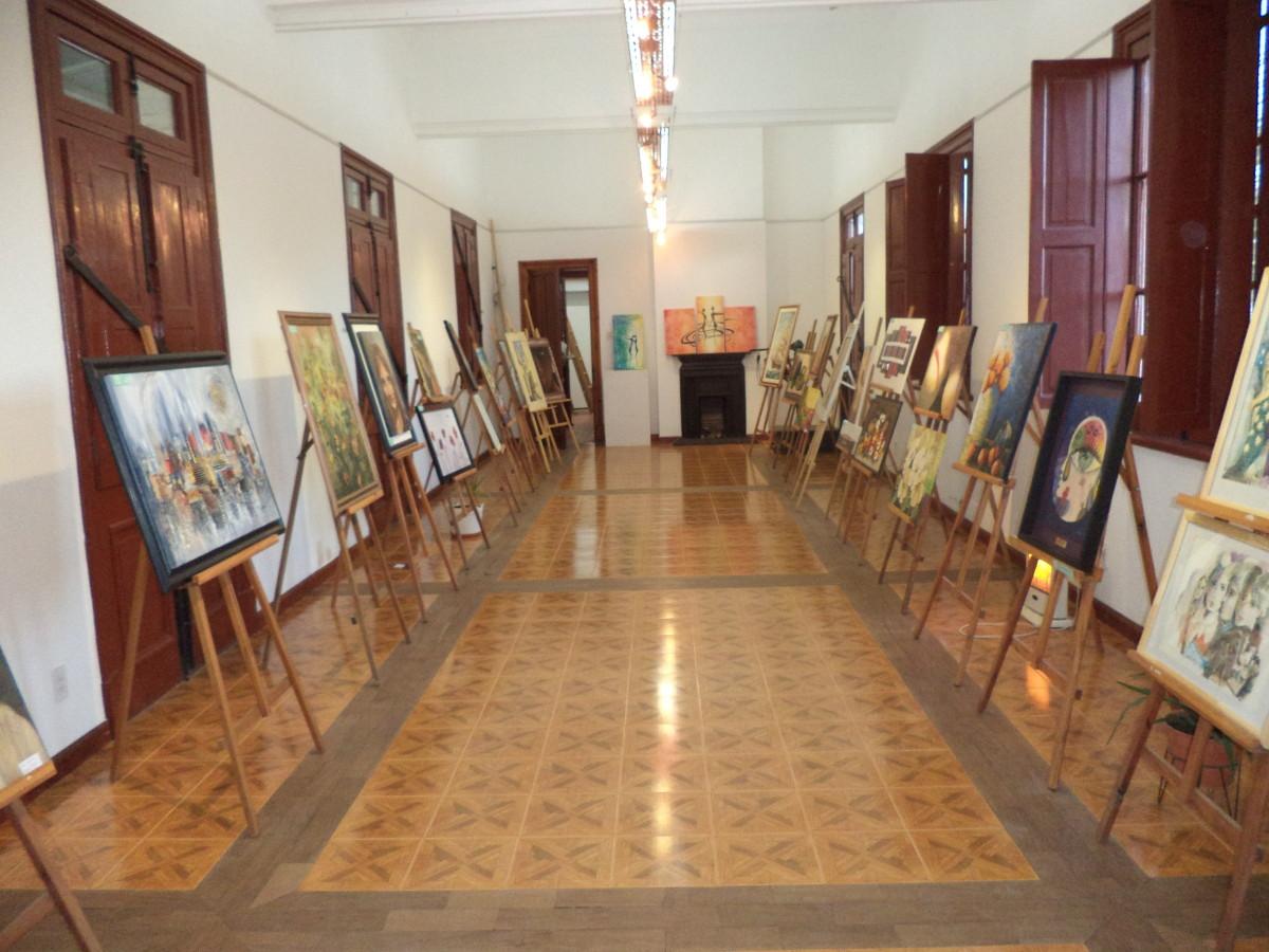 """En la """"Fiesta de los Pueblos"""" se  reconocerán a los Artistas Plásticos de """"Forma y Color 2013"""""""