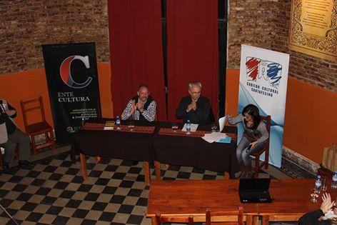 Todas las Voces en la segunda jornada del Cabildo Cultural Santafesino.
