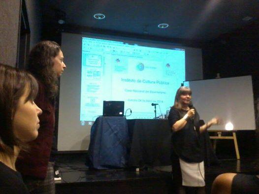 La Prof. Guillermina Milocco inicio los Seminarios de la Maestría en Cultura Pública