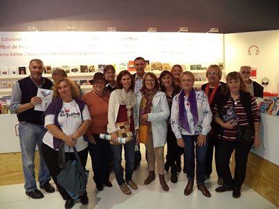 Catalina Serdarevich y Jorge Meynet presentes en la 40º Feria del Libro