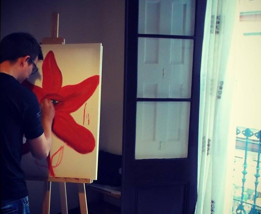 "Ahora las pinturas se disparan"", dice Diego Baigorri"