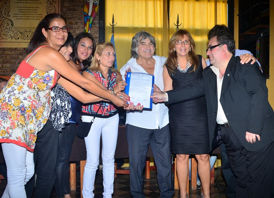 Oscar «Lito» Cruz visitó Tortugas, María Juana y San Jorge