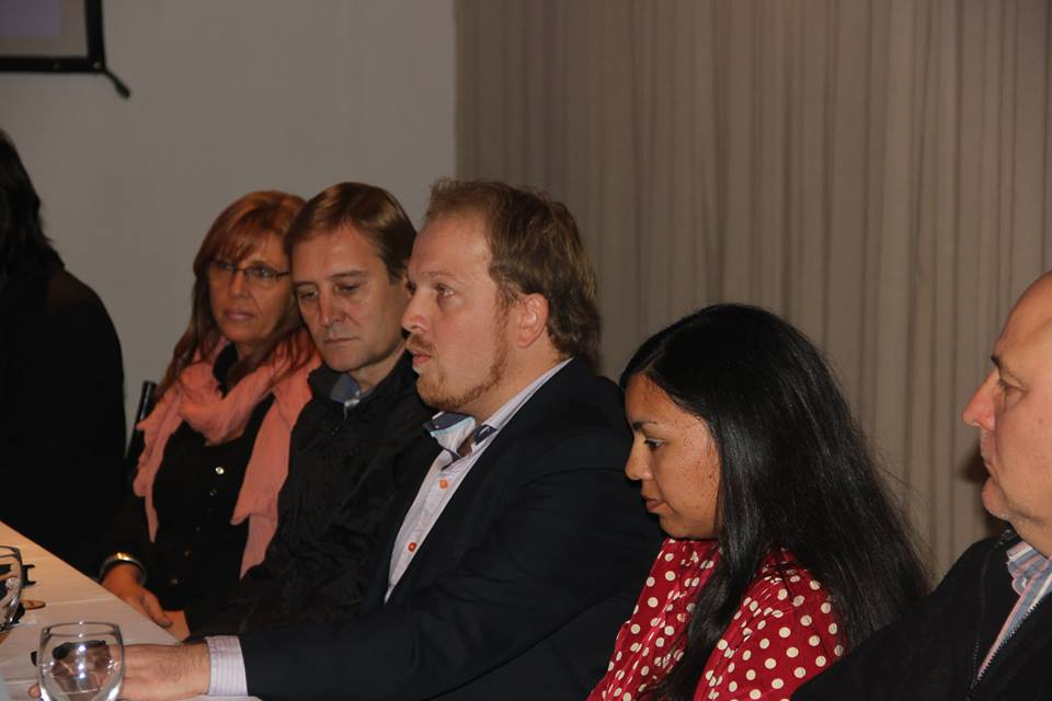 En Bouquet se presentó el «Plan 2015» perteneciente a la Usina I del ECS