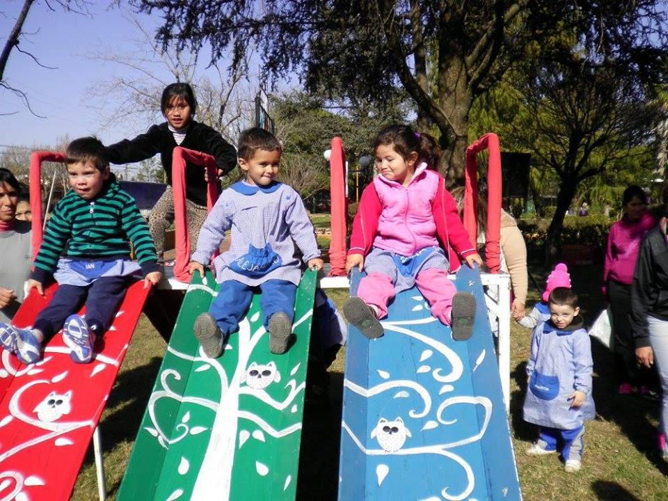«Encuentro en tu Plaza» se desarrolló en Los Cardos