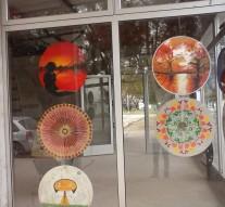 """La Muestra de """"Artistas Plásticos de Romang"""" se expone en la Terminal de Bouquet"""