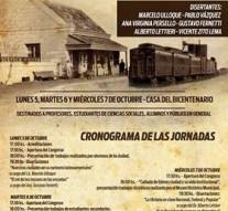Primer Congreso Nacional de Historia en Cañada de Gómez