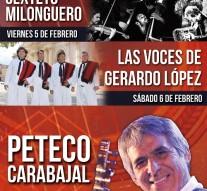 Cañada de Gómez: Peteco Carabajal cerrará la 29°Edición de «Las Tres Lunas»