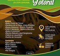 Bustinza: 1º Encuentro de Danza y Canto Posta del Totoral.