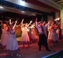 """Bustinza: Exitoso 1º Encuentro de Danza y Canto """"Posta del Totoral""""."""