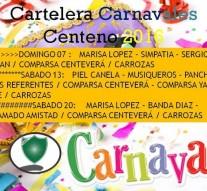 """""""Carnavales 2016"""" en Centeno"""