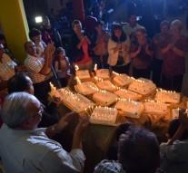 Tortugas: Gran cierre de los Festejos del Día del Pueblo
