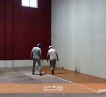 Villa Eloísa: Comienzo de actividades en el Salón del Paseo