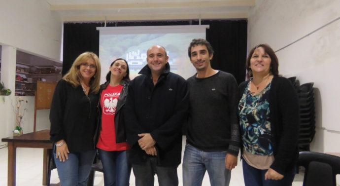 En Correa se lanzó el ciclo «Historias de Poetas Santafesinos»
