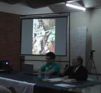 Tortugas: Charla sobre el Ferrocarril Argentino