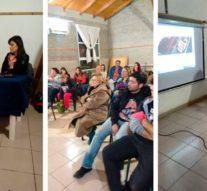 En Andino se expuso toda la actividad del Ente Cultural Santafesino