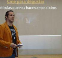 El Licenciado Martin Fraire disertará sobre Cine en Centeno