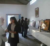 """La muestra """"Forma y Color"""" visitó la localidad de Carrizales"""