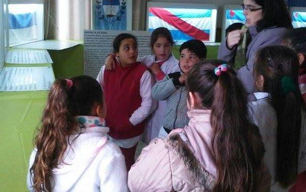 """""""Las Banderas de Belgrano"""" ya se exponen en Centeno"""