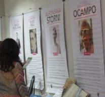 """""""Ellas y las luchas por sus derechos"""" se expone en Montes de Oca"""