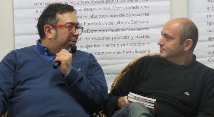 """Montes de Oca cobijó al ciclo """"Historias de Poetas Santafesinos"""""""