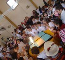 Actos de Bicentenario en Aldao