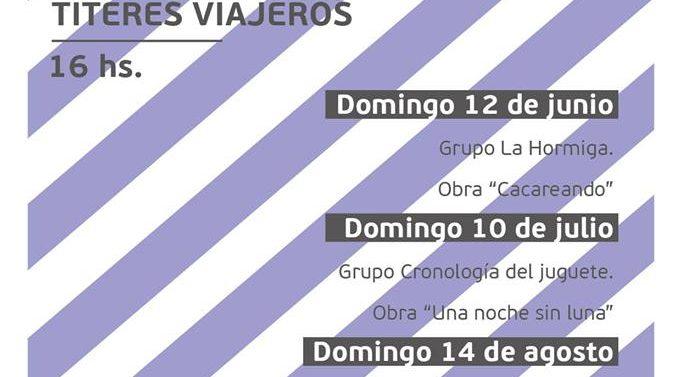 Ciclo Títeres Viajeros» llegan a Andino