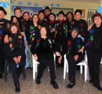 """San Jorge: """"Los Papelnonos"""" estuvieron presentes en la Escuela Especial N° 2043"""