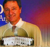 Venado Tuerto y Correa reciben al Director del Ballet Folclorico Nacional