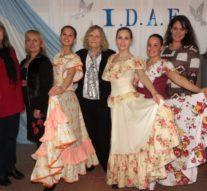 Sastre: Examen final del Profesorado de Danzas Folclóricas