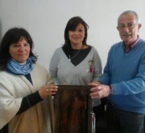 """El premio """"Julio Migno"""" llegó a la comunidad de Pueblo Andino"""