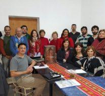 Importante encuentro cultural de la Usina I (sur) en Salto Grande